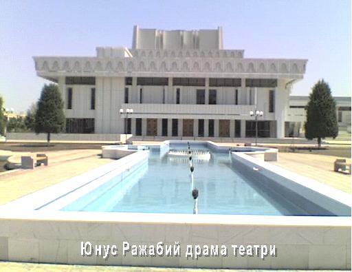 Yunus Rajabiy drama teatri