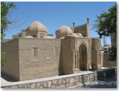 Mog'aki Attor masjidi