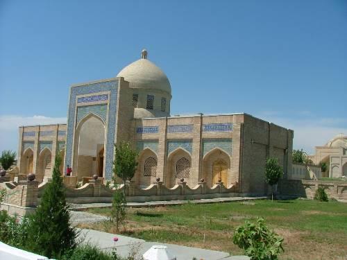 10. Shayx Bahouddin Naqshband ziyoratgohi