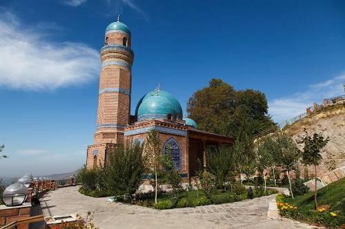 """3. """"Masjid Ali"""" ziyoratgohi (Kumushkon)"""