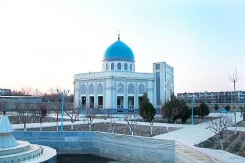 3. Hazrati Alisher Navoiy jome' masjidi