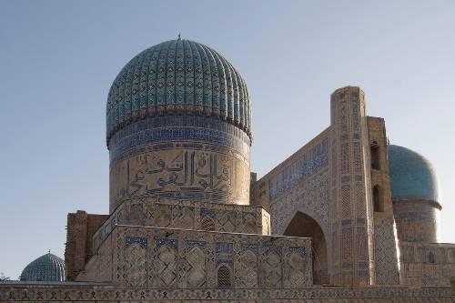 5. Bibixonim jome' masjidi