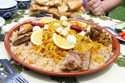 7. Samarqand oshi