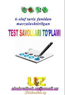 6-sinf TARIX-1024-namuna-1